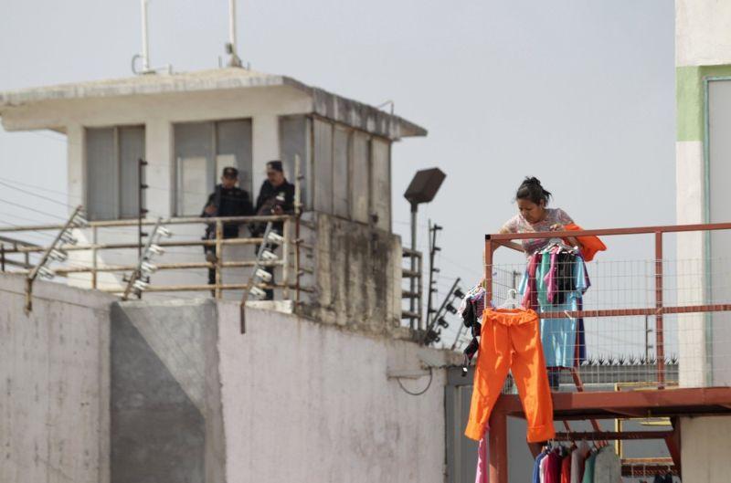 سجناء في المكسيك