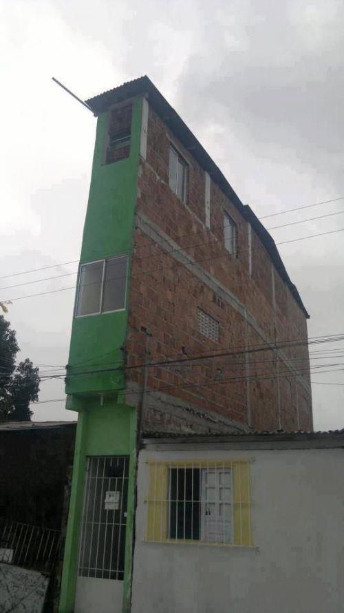 مبنى رفيع