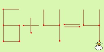 Solve The Matchstick Math Puzzle