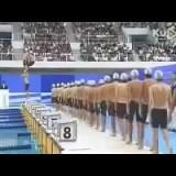 سباق السباحة