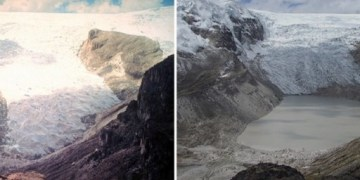 Dramatic Changes In Our Planet