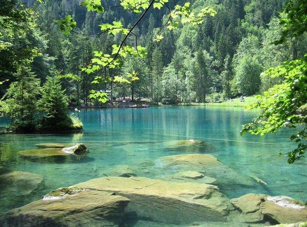 طبيعة سويسرا