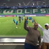 عملاء STC رافقوا نجوم ريال مدريد