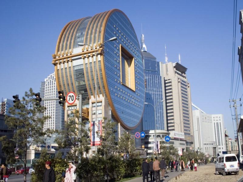 مباني مميزة في الصين