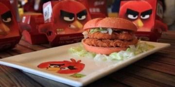 شطائر برجر ماكدونالدز