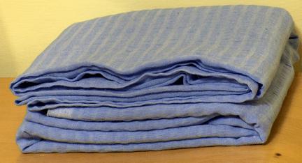ملاءة السرير الباردة