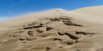 singing dunes in kazakhstan