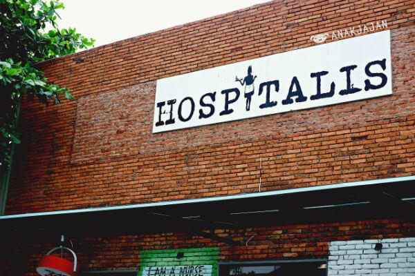 المطعم المستشفى