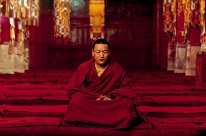رهبان التبت