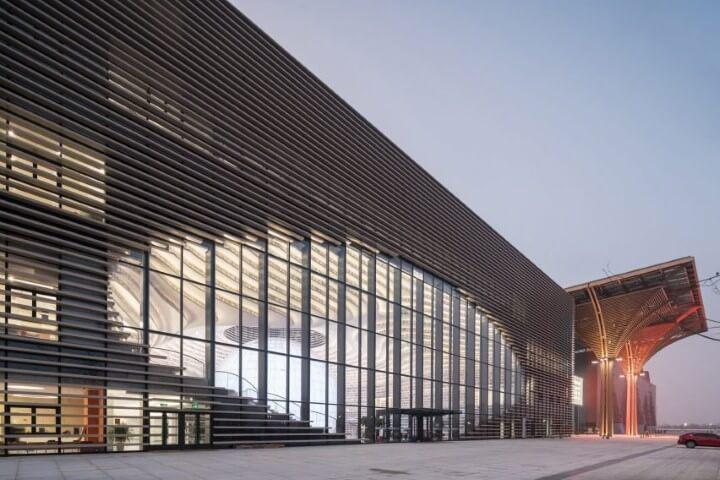 مكتبة تيانجين