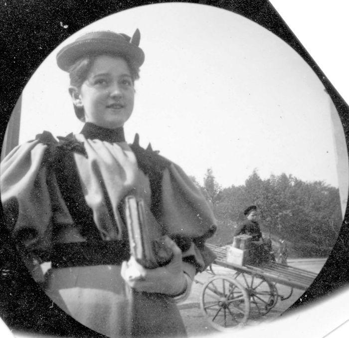 كاميرا التجسس في القرن التاسع عشر