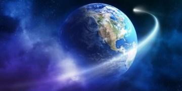 دوران الأرض