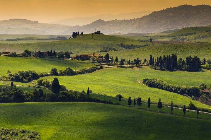 الريف الإيطالي