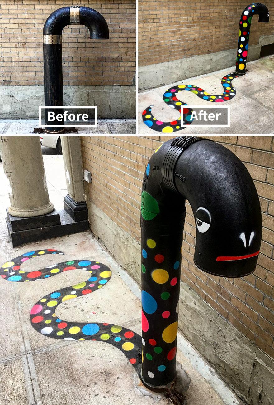 فنون الشارع