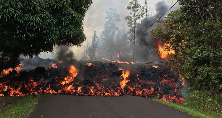 Kelawia volcano