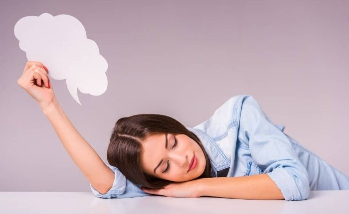الكلام خلال النوم 107209