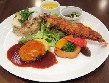 ホテルグランヴィア大阪のレストランカフェ「リップル」の春メニュー