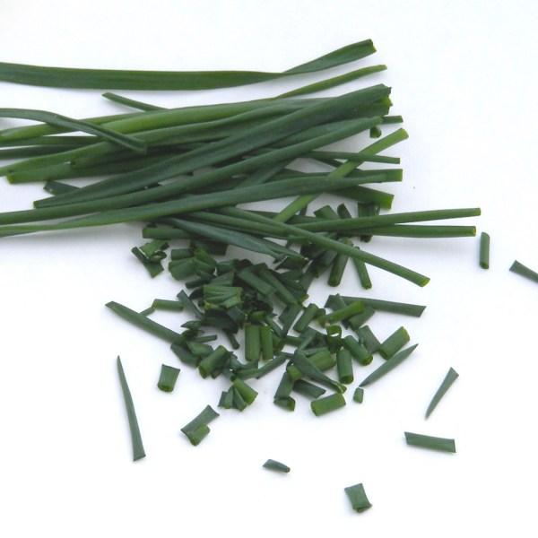 Fresh Organic Chives Herb