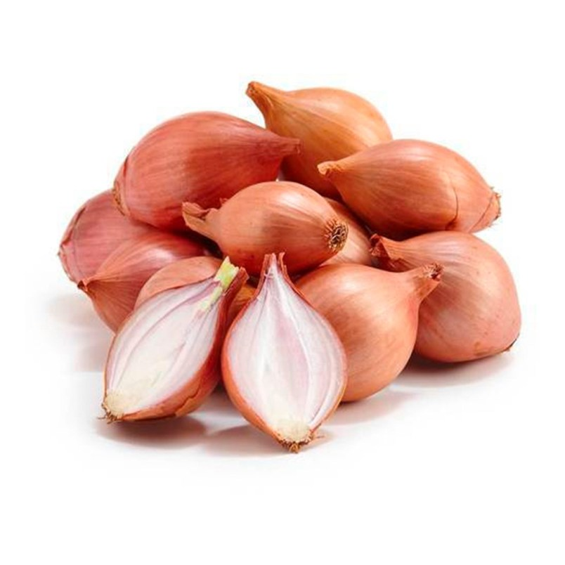 Fresh Organic Shallots Vegetable
