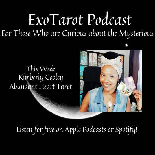 ExoTarot Podcast Abundant Life Tarot