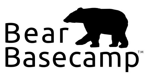 2019-04-13 Bear Basecamp Logo Test 8 alt c TM No Snacks White