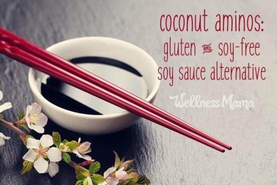 coconut aminos gulten and soy free alternative to soy sauce 550x367 1