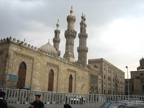 Al-AzharMosqueCairo