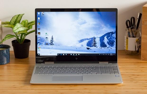 أداء حاسب HP Envy x360