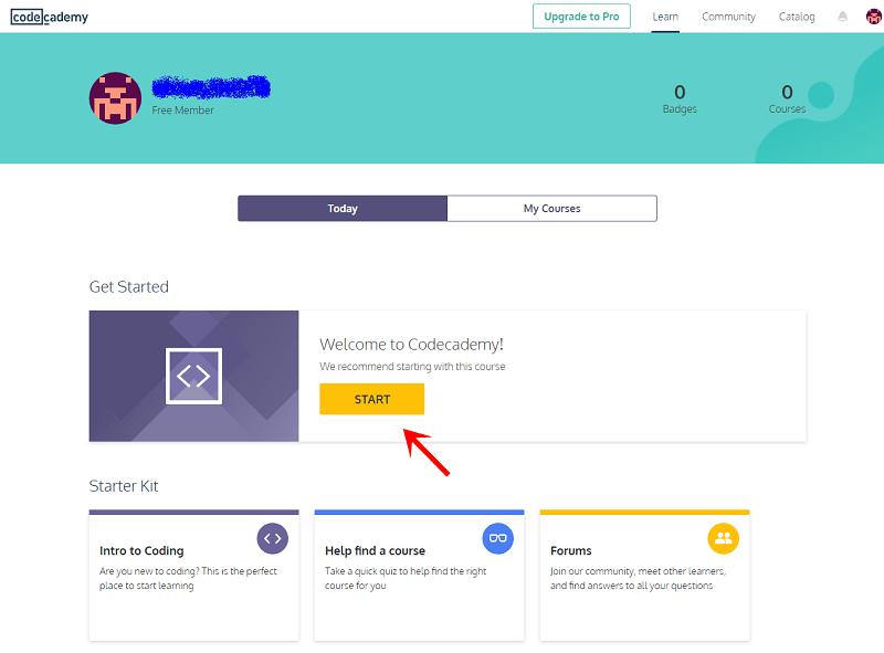 أفضل موقع تعلم البرمجة