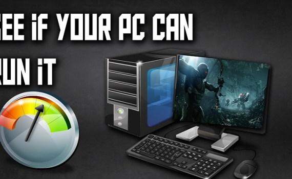 اعرف إن كان حاسبك يستطيع تشغيل لعبة ما أم لا مع هذا الموقع