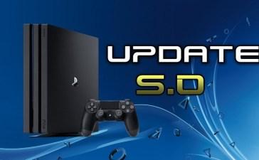 التحديث 5.0 قادم قريباُ إلى PS4 إليكم أبرز التسريبات