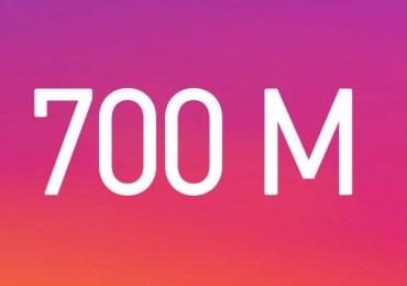 انستغرام يواصل نموه ويصل إلى 700 مليون مستخدم نشط شهرياً