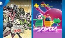 الألعاب المجانية لمشتركي بلاي ستيشن بلس لشهر أبريل