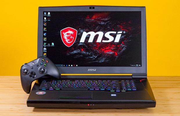 تصميم حاسب GT75VR Titan Pro