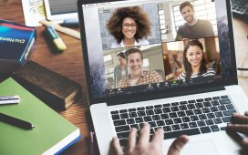 تطبيقات عقد اجتماعات الفيديو