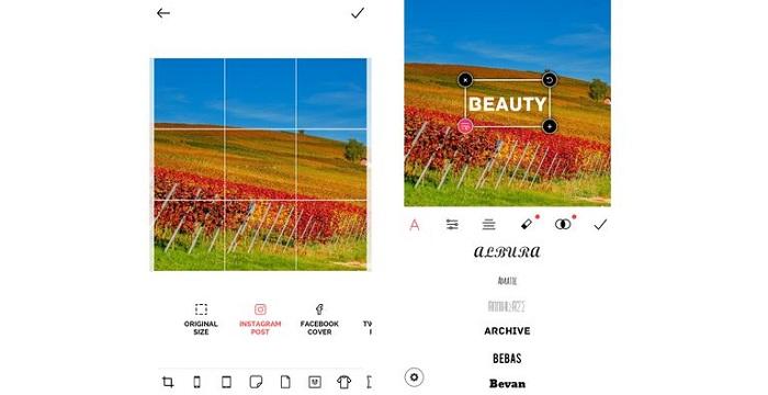 تطبيق IOS Font Candy By Easy Tiger
