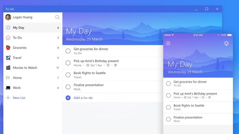 تطبيق Microsoft To-Do