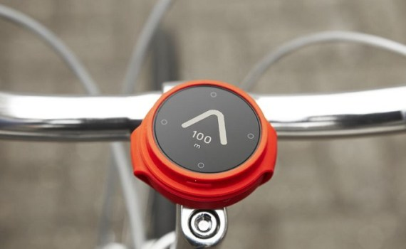 تعرف على بوصلة الدراجة الهوائية Beeline المرشدة لك في طريقك