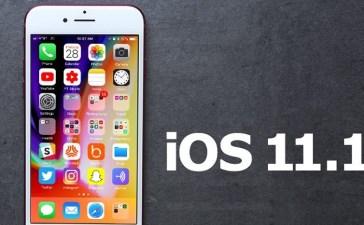 تمَّ إصدار ios 11.1 فهل عليك التحديث إليه! اعرف ميزاته