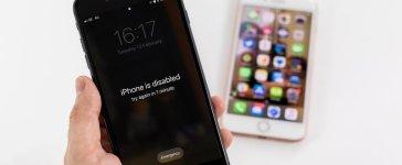 تم إيقاف الـ iPhone الاتصال بـ iTunes