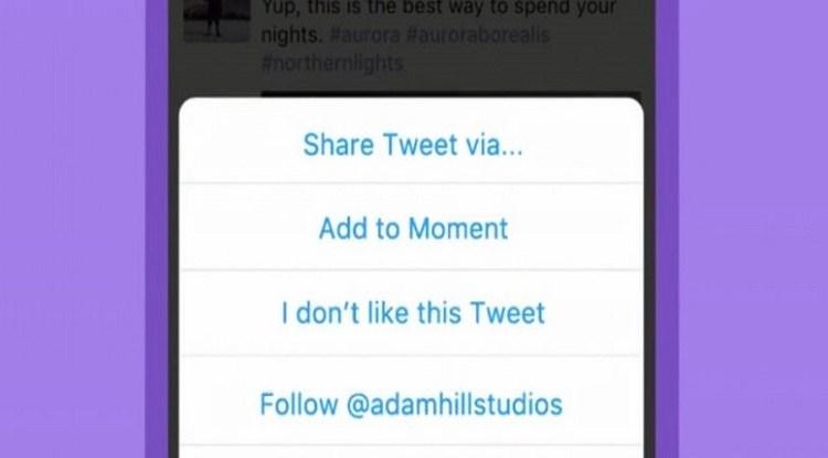تويتر يتيح الآن ميزة إنشاء اللحظات Moments على أندرويد وios