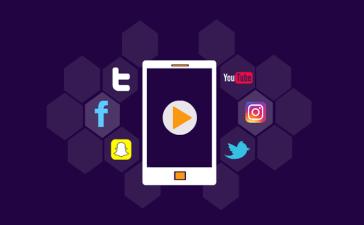 فيديوهات الشبكات الإجتماعية