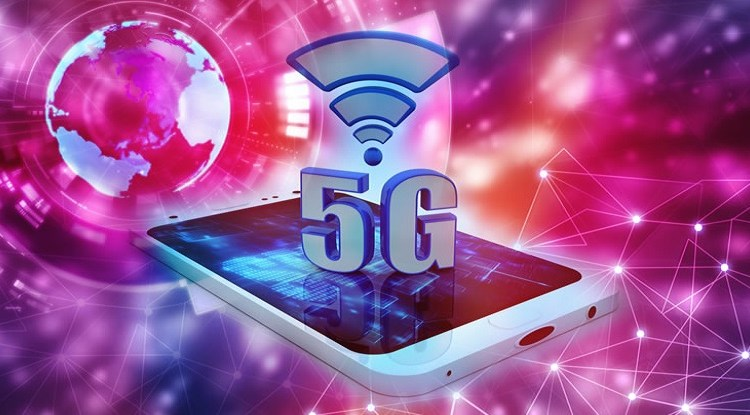 سرعة الجيل الخامس للاتصالات 5G