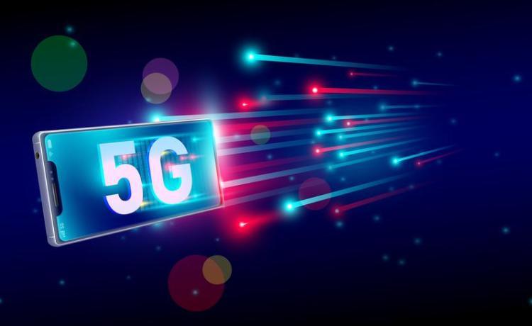 سرعة 5G