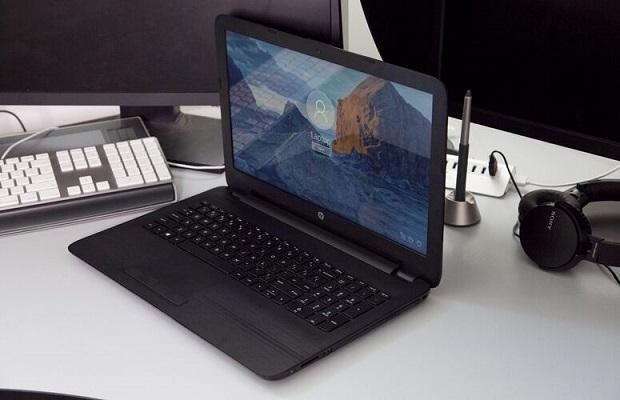 شاشة حاسب HP Notebook 15-ba009dx