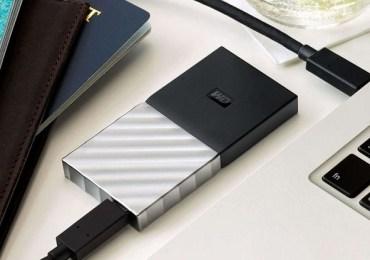 شركة Western Digital المعروفة بإنتاجها لأقراص التخزين تنتج أول قرص SSD