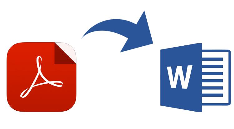 تحويل ملف pdf الى وورد بدون برامج