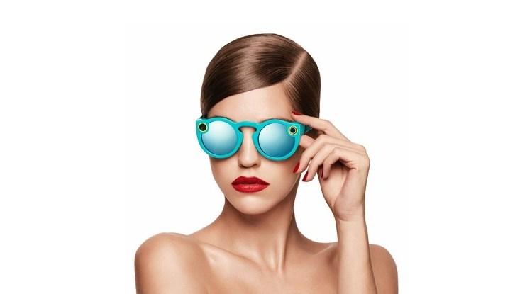 عدسات طبية متوفرة الآن لنظارات سناب شات الذكية