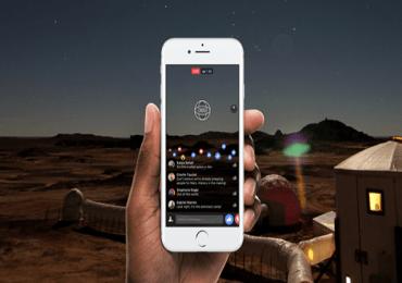 فيسبوك يتيح ميزة البث المباشر360 درجة