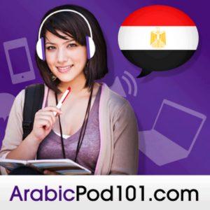 قناة ArabicPod101.com